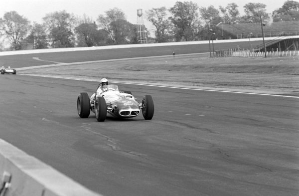 A. J. Foyt, Ansted-Thompson Racing, Trevis Offenhauser.