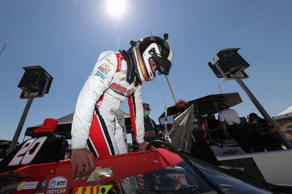 Ed Carpenter, Ed Carpenter Racing Chevrolet, Copyright: Chris Owens - IMS Photo.