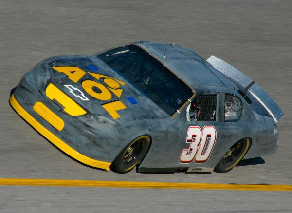 2003 NASCAR TestingDaytona, USA. 16th January 2003 Jeff Green (Chevrolet Richard Childress Racing), action.World Copyright: Greg Aleck/ LAT Photographic ref: Digital Image Only