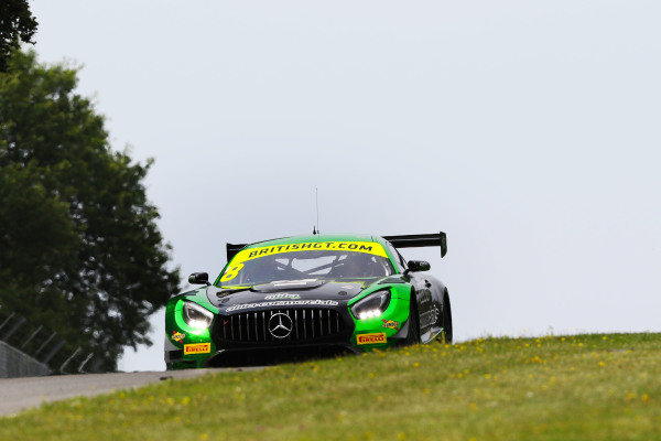 Richard Neary / Tom Onslow-Cole Team ABBA Racing Mercedes-AMG GT3