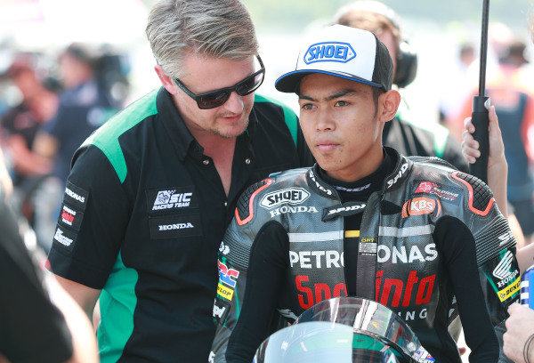 Adam Norrodin, Petronas Sprinta Racing.