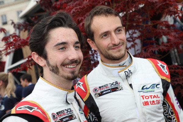 Gabriel Aubry, Stéphane Richelmi, Jackie Chan DC Racing