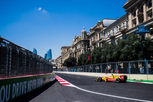 2017 FIA Formula 2 Round 4. Baku City Circuit, Baku, Azerbaijan. Friday 23 June 2017. Norman Nato (FRA, Pertamina Arden)  Photo: Zak Mauger/FIA Formula 2. ref: Digital Image _54I9510