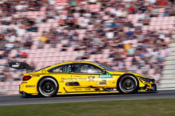2017 DTM Round 9  Hockenheimring, Germany  Sunday 15 October 2017. Timo Glock, BMW Team RMG, BMW M4 DTM  World Copyright: Alexander Trienitz/LAT Images ref: Digital Image 2017-DTM-HH2-AT3-2465