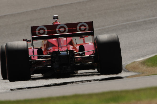 9-11 April, 2010, Birmingham, Alabama, USA.#9 Target Chip Ganassi Racing's Scott Dixon.©Dan R. Boyd, USA LAT Photographic.