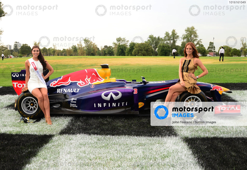 2014 Formula 1 Rolex Australian Grand Prix Media Launch