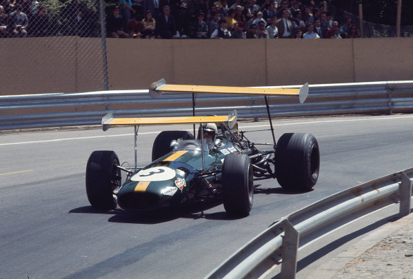 1969 Spanish Grand Prix.