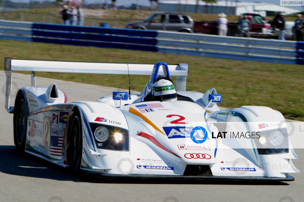 2005 IMSA testing Sebring
