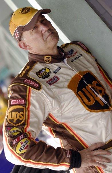 Dale Jarrett (USA) Robert Yates Racing NASCAR Nextel Cup, Rd36,  Ford 400, Homestead, Florida. USA, 19 November 2006. DIGITAL IMAGE