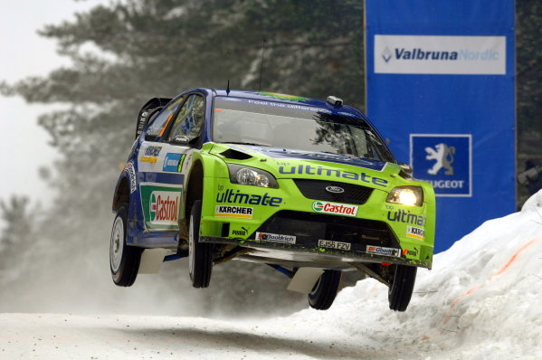Double WRC champion quits after Swedish comeback