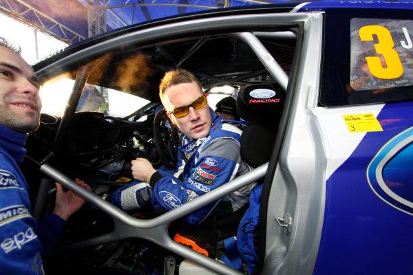 Round 02 - Rally Sweden 09-12 February 2012. Jari-Matti Latvala, Ford WRC, Portrait  Worldwide Copyright: McKlein/LAT