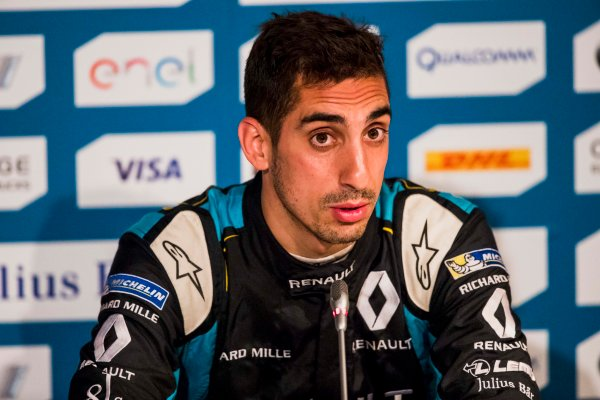 2016/2017 FIA Formula E Championship. Qatar Airways Paris ePrix, France. Saturday 20 May 2017. Photo: Zak Mauger/LAT/Formula E ref: Digital Image _54I4590