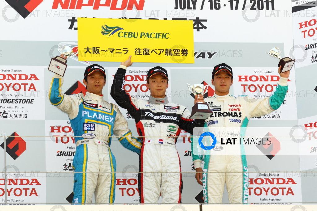 2011 Japanese Formula Three Championship.