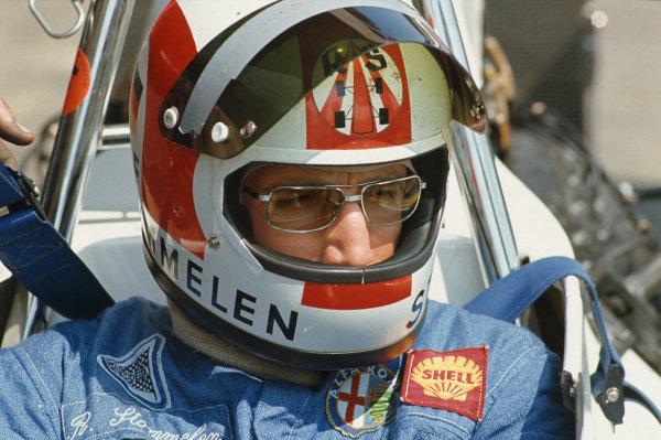 1973 Austrian Grand Prix.  Osterreichring, Austria. 17-19th August 1973.  Rolf Stommelen, Brabham BT42 Ford.  Ref: 73AUT62. World Copyright: LAT Photographic