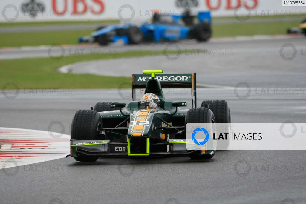 Silverstone, Northamptonshire, England. 7th July 2012. Saturday Race. 