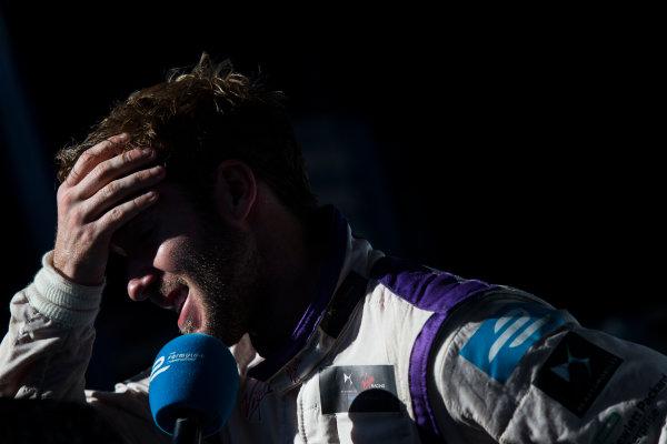2015 Formula E  Buenos Aires e-Prix, Argentina Saturday 6 February 2016. Sam Bird (GBR), DS Virgin Racing DSV-01  Photo: Sam Bloxham/FIA Formula E/LAT ref: Digital Image _SBL1094