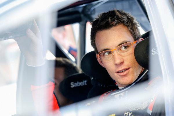 2016 World Rally Championship, Round 01, Rally Monte Carlo, 21st - 24th January, 2016 Thierry Neuville, Hyundai, portrait  Worldwide Copyright: McKlein/LAT