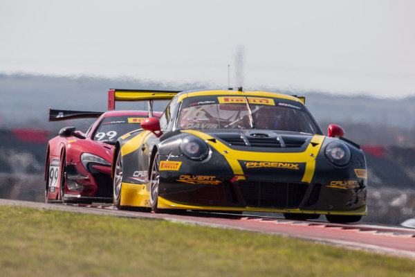 4-6 March, 2016, Austin, Texas USA #76 Porsche, Andrew Davis ?2016, Brian Cleary LAT Photo USA