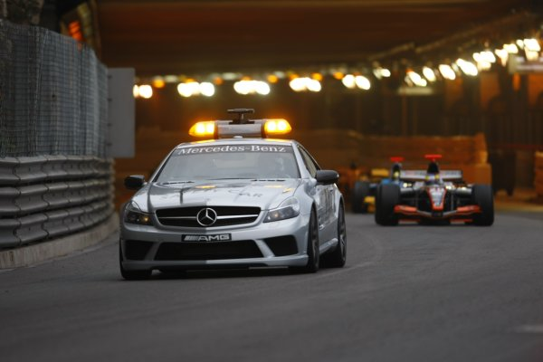 2008 GP2 Series. Round 3. Saturday Race. 