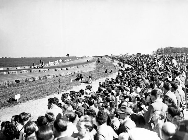 1950 British Grand Prix.