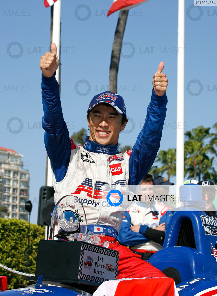 2013 IndyCar Long Beach and Priority