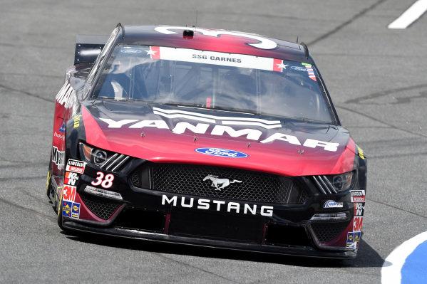 John H. Nemechek, Front Row Motorsports Ford YANMAR, Copyright: Jared C. Tilton/Getty Images.