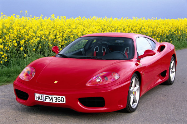 Ferrari 360 Modena, 2000