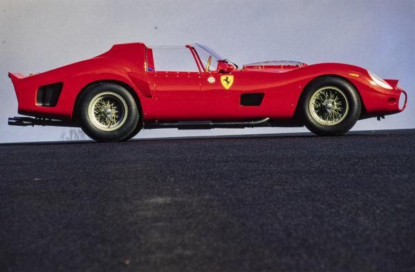 Ferrari 330 TRI/LM, 1962
