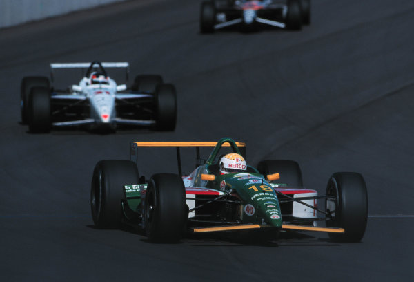 1999 CART Chicago GP, 22/8/99Michel Jourdain -1999, Michael L. Levitt, USALAT PHOTOGRAPHIC