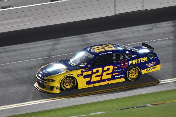 #22: Austin Cindric, Team Penske, Ford Mustang Pirtek