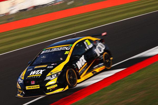 Jack Goff (GBR) Eurotech Racing Honda Civic