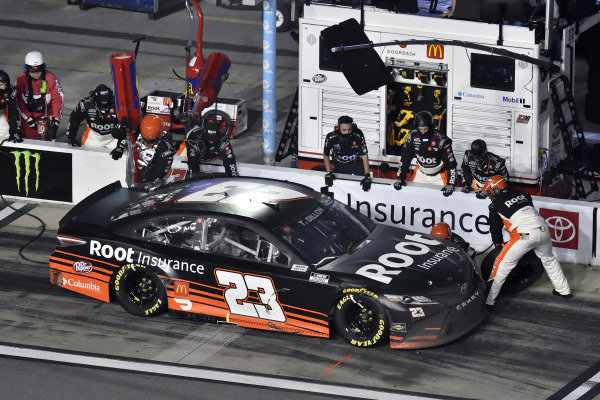 #23: Ty Dillon, 23XI Racing, Toyota Camry Root Insurance