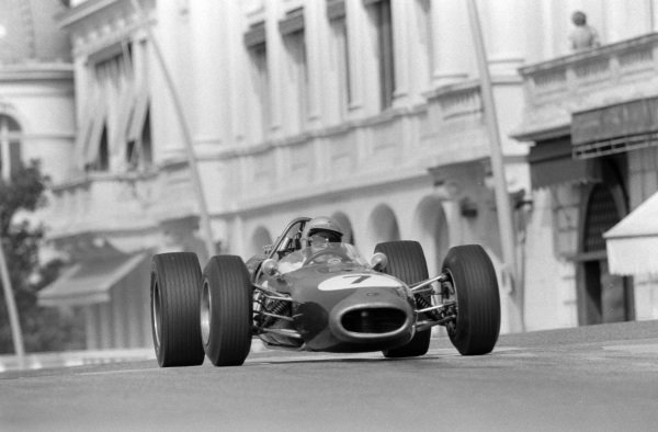 Jack Brabham, Brabham BT19 Repco.