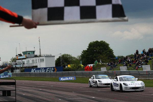 Thruxton Circuit, Hampshire, United Kingdom
