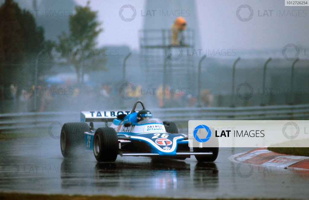 1981 Canadian Grand Prix.