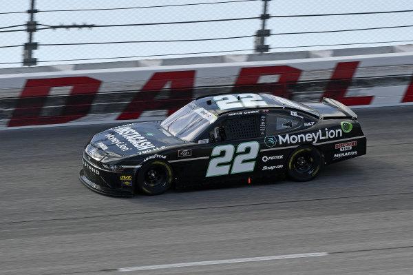 #22: Austin Cindric, Team Penske, Ford Mustang MoneyLion