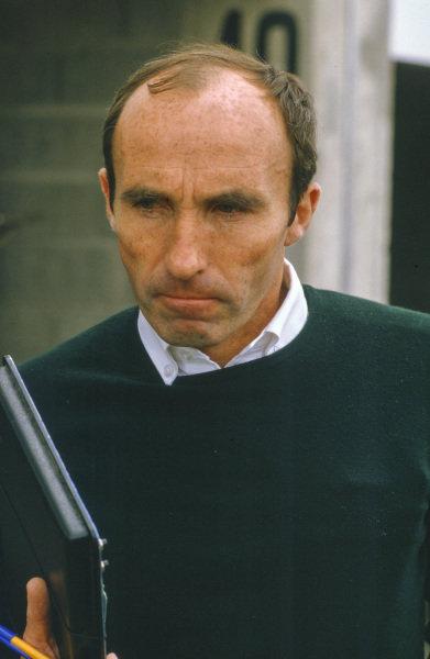 Frank Williams.