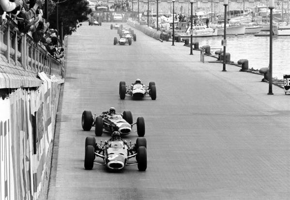 Monaco GP   30 May 1965 