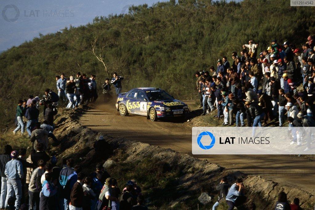 1995 World Rally Championship.