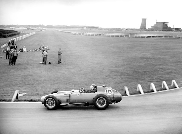 1957 British Grand Prix.