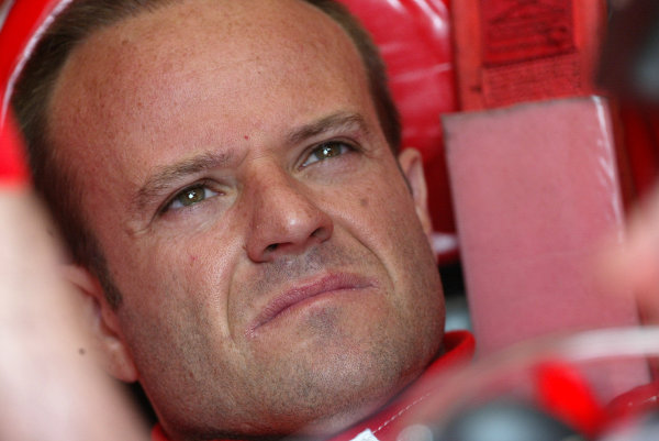 2004 French Grand Prix - Friday Practice, 