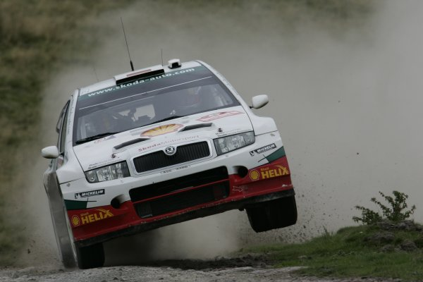 2005 FIA World Rally Championship.