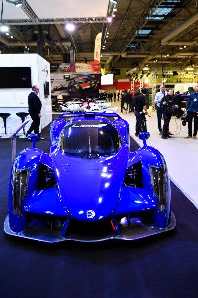 Autosport International Exhibition. National Exhibition Centre, Birmingham, UK. Thursday 11th January 2017. The Ligier stand.World Copyright: Mark Sutton/Sutton Images/LAT Images Ref: DSC_6945