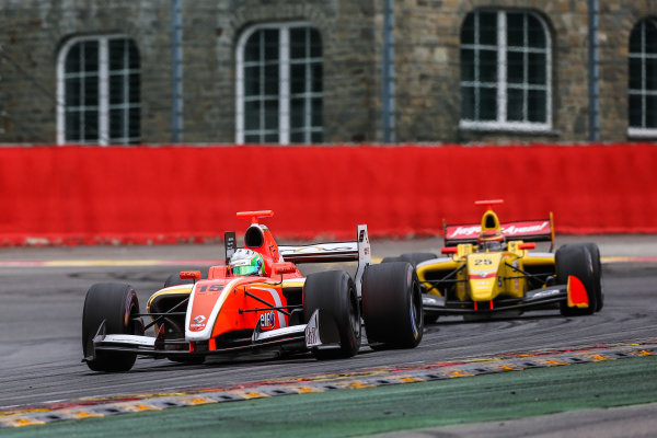 Spa-Francorchamps (BEL) May 29 - 31 2015 - World Series by Renault at Circuit Spa-Francorchamps. Alfonso Celis jr. #15 AVF. Action. © 2015 Diederik van der Laan  / Dutch Photo Agency / LAT Photographic