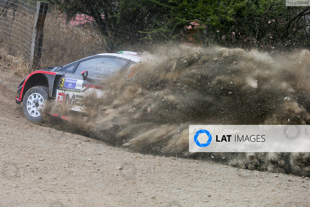 2017 FIA World Rally Championship, Round 03 , Rally Mexico, February 08-12, 2017, Elfyn Evans, Ford, Action Worldwide Copyright: McKlein/LAT