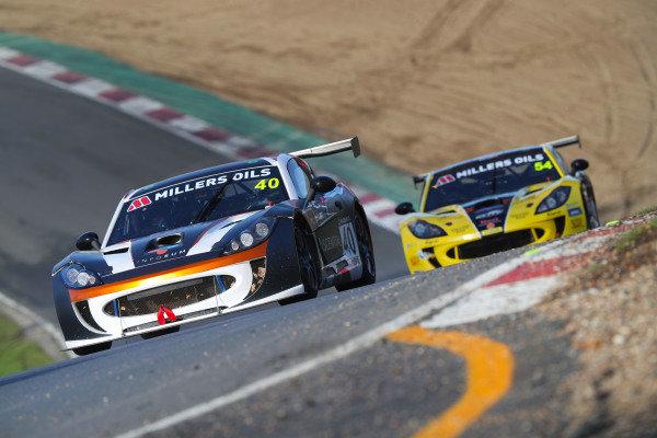 Nick Halstead - Fox Motorsport Ginetta G55