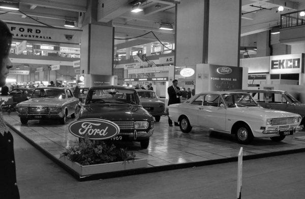 Ford Germany Taunus models.