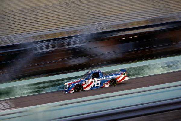 Austin Hill, Hattori Racing Toyota United Rentals, Copyright: Chris Graythen/Getty Images.