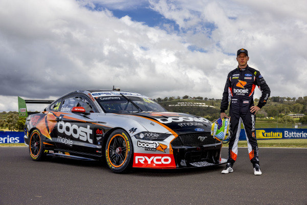 James Courtney, Tickford Racing, Ford Mustang