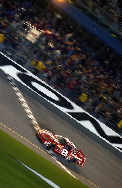 NASCAR Winston Cup Bud Shootout, Daytona International Speedway, Daytona Beach, FL, USA 8 February,2003